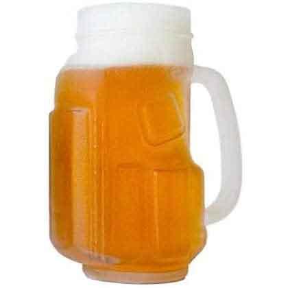 Golf Bag Beer Glass / Mug - 16oz